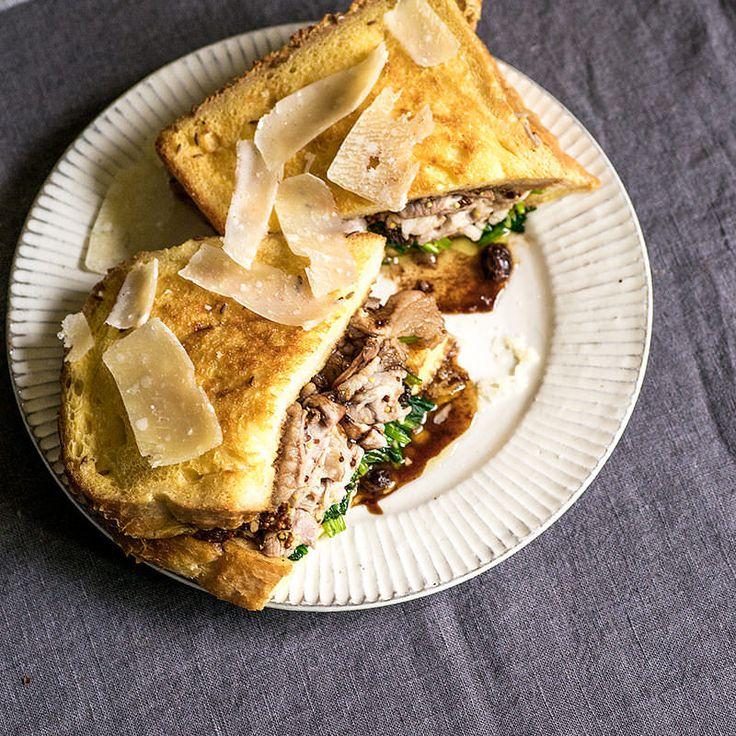 いつもの食パンがごちそうに! 人気ベーカリーのシェフ8名による簡単&絶品食パンアレンジレシピ - dressing (ドレッシング)