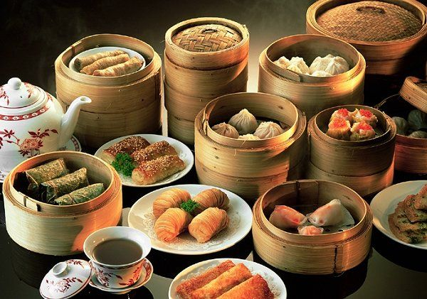 Chinese cuisine from Malaysia