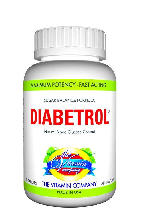 The Vitamin Company Diabetrol