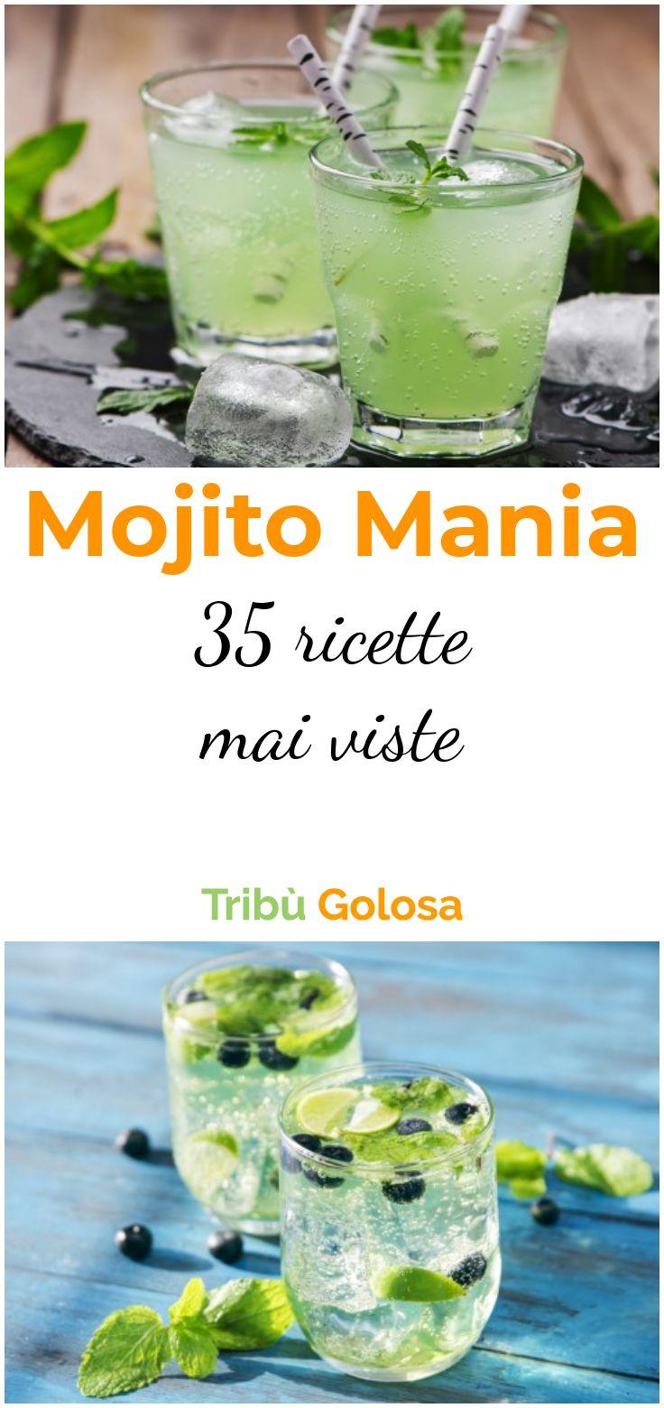 Mojito mania 35 ricette mai viste in 2019 anguria for Cucinare sinonimo
