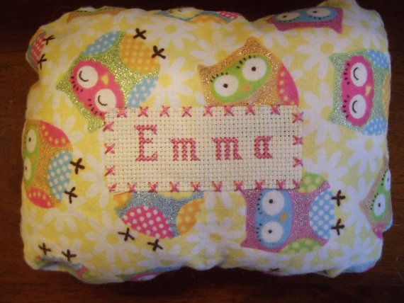 Tooth Fairy Pillow by HazelLaneDesigns on Etsy, $11.50