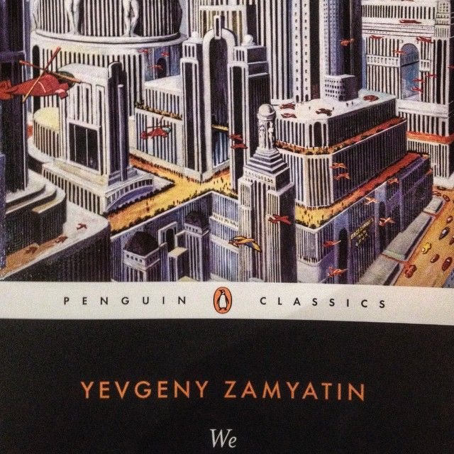 essays on we by yevgeny zamyatin It was the work of a not-very-well-known russian writer, yevgeny zamyatin in zamyatin's we and he wrote these brilliant essays, actually.