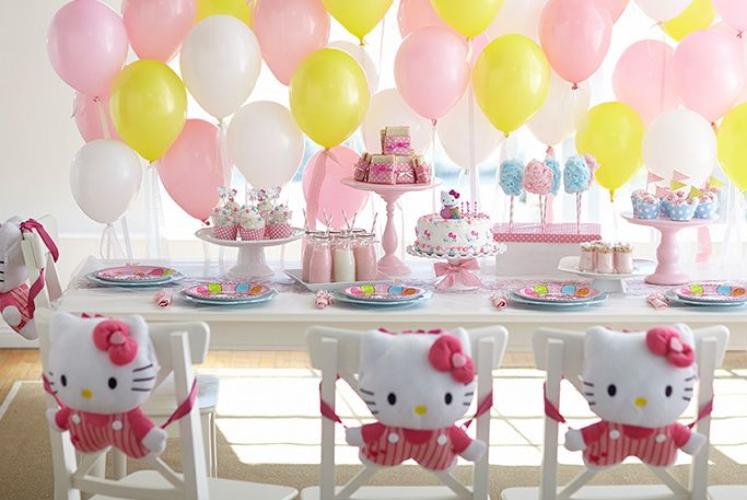 hello kitty birthday party ideas | Hello Kitty Balloon Dreams | Birthday Express