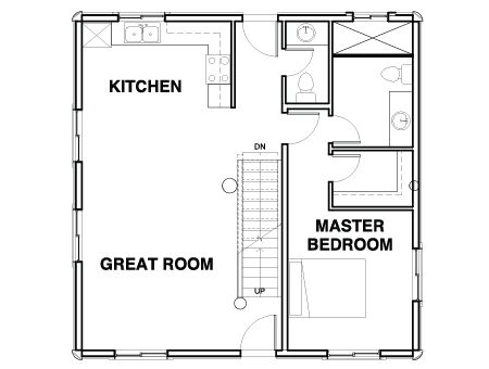 Alberta Log Cabinsfloor Plans