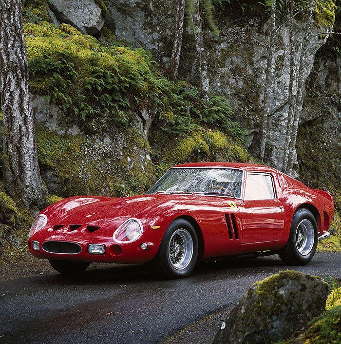 Best Vintage Ferrari Images On Pinterest Vintage Cars Dream