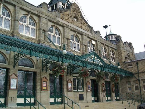 England, UK: Royal Hall theatre, Harrogate