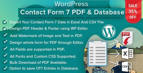 Download Wordpress Contact Form 7 Pdf Google Sheet Database