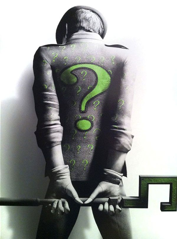 Riddler Promo | Batman: Arkham City