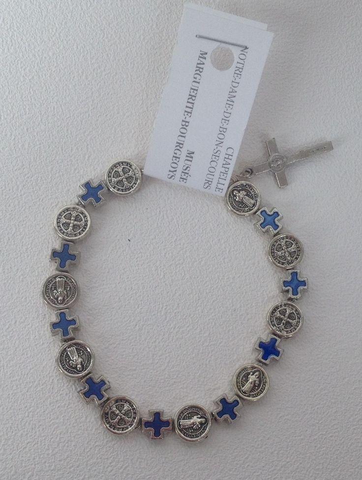 Bracelet avec croix