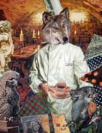 """Wolf Chef's Den"" Tarleton Blackwell"