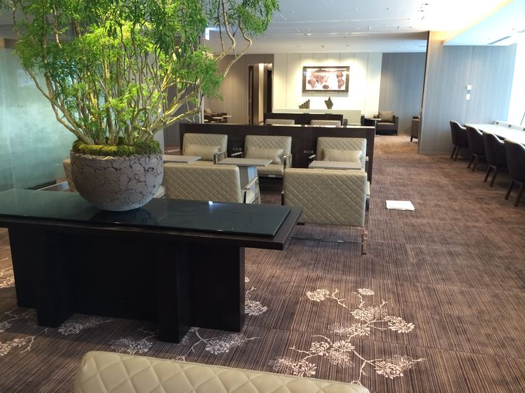 Superior Custom Floor Covering Helps Create A Relaxing And Inviting Aesthetic For  Japan Airlines First Class Passengers At Tokyo International