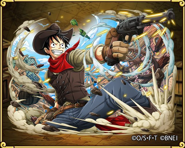 Monkey D Luffy Wilderness Rampage One Piece Treasure Cruise Ultimate Strategy Cruise Luffy Monkey Piece Rampage Strategy Treasure Ultimate Anime