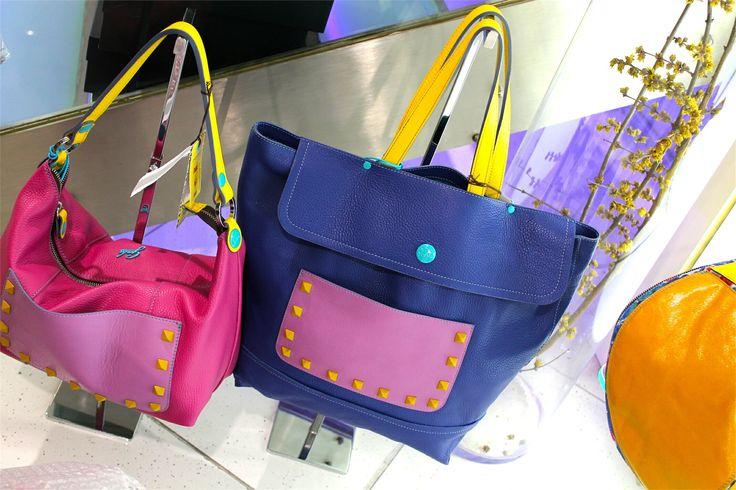 Modelli innovativi, colori e fantasie uniche unite allo stile incofondibile danno vita alle borse Gabs! 🔝 Scopri i modelli estivi 2016 😍 > www.RICCISHOP.it 💓 #gabs #borse #nuovacollezione #primavera #donna #accessori #woman #bags #accessories #studio #colors #bag #estive #shopping #colori #molise #adoro #moda #estate #borsanuova #pronta #bella #fashion #tivoglio #color #sonopronta #colorate #vasto #borsa #roma
