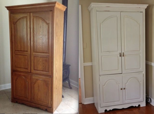 1000 images about chalk paint before and after on pinterest serendipity furniture and hexagons - Refinishing furniture ideas painting ...