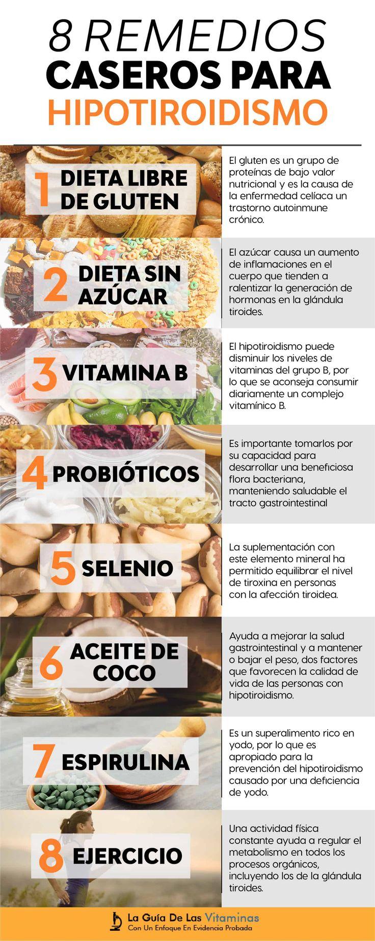 8 remedios caseros para el hipotiroidismo - [100% ...