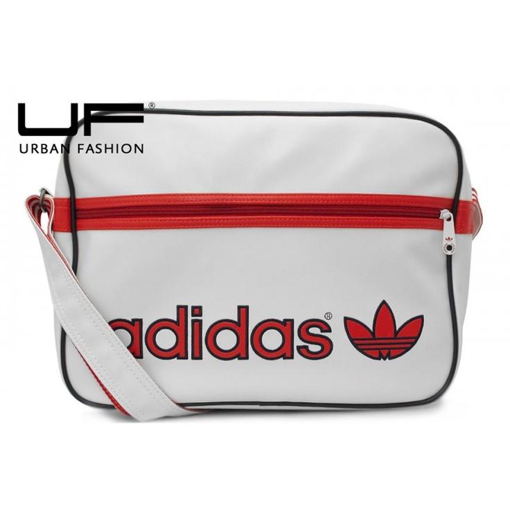 Bolso Adidas Airline Bag Blanco