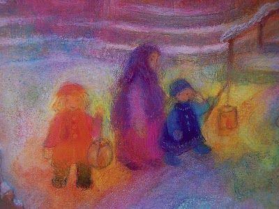 A Polar Bear's Tale: Tomorrow it is Martinmas...