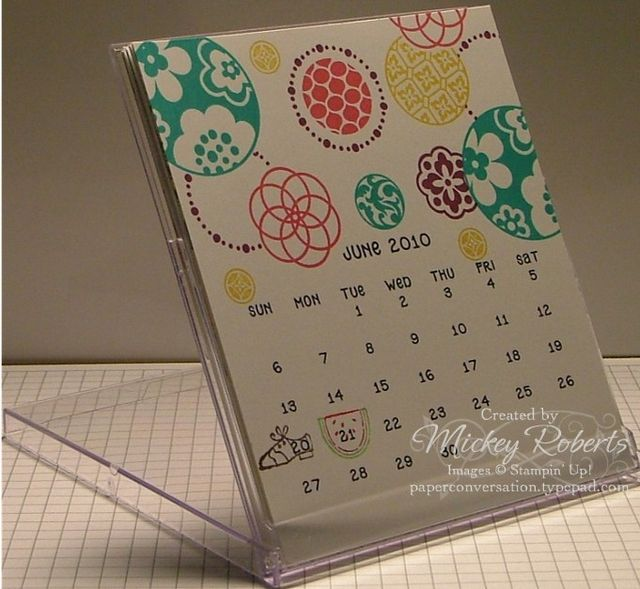 Stampin Up Calendar Ideas : Cd calendar stampin up ideas pinterest