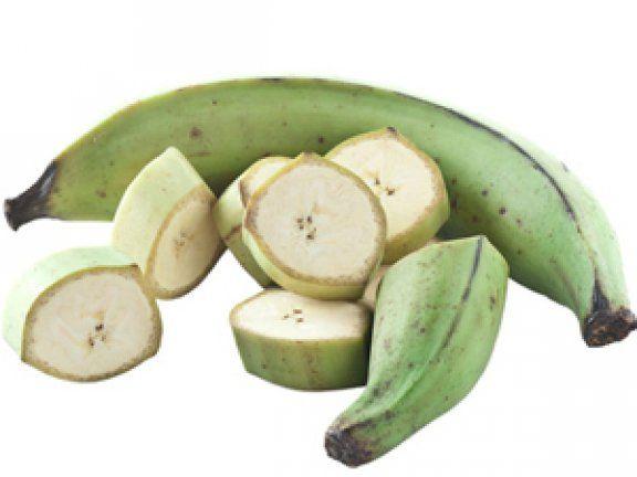 Die wichtigsten Fakten über Kochbananen: Nährstoffe, Aussehen und Reifegrad.
