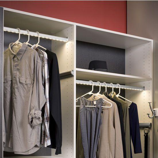 Lighting For Closets: Wardrobe Closet: Wardrobe Closet Lights