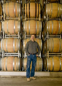 Jeff Cohn of JC Cellars.  A great domestic Marsanne producer and has been our consulting winemaker!