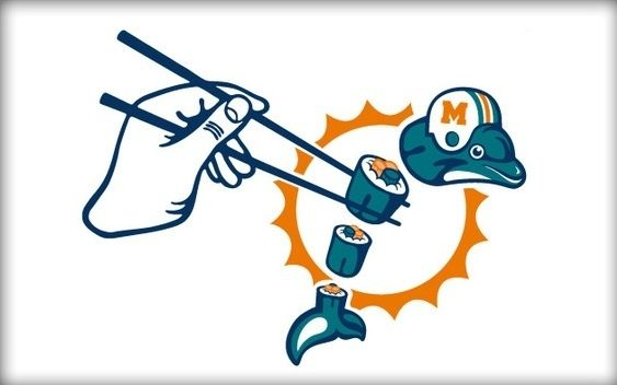 Improved NFL Logos (Miami Dolphins)