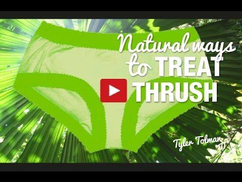 Vaginal Thrush Treatment - Natural Home Remedies Vs Antibiotics