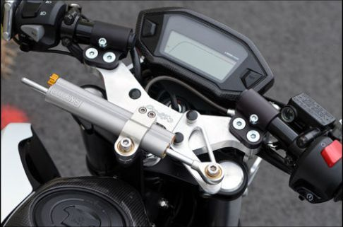 Honda Grom - Gauges