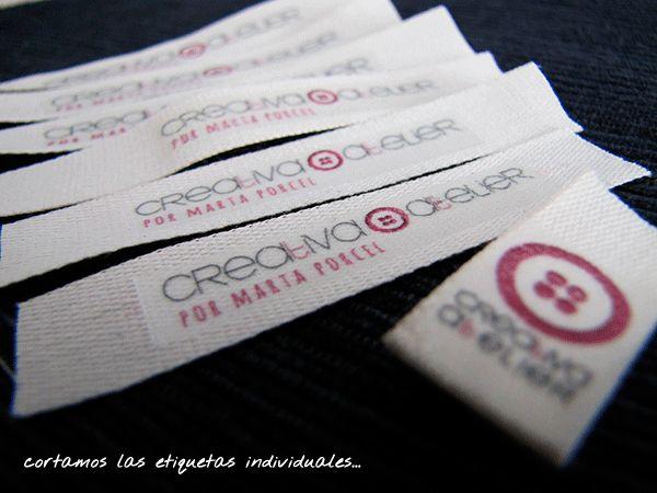 Etiquetas ropa191 Etiquetas DIY para personalizar tus proyectos ¡Crea tu marca!