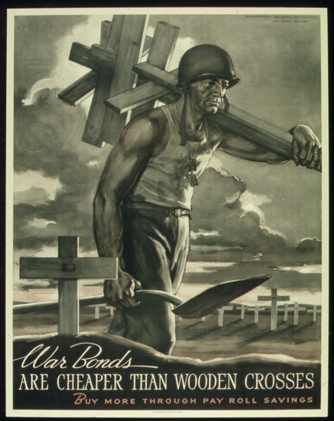 Second World War American Posters - Part 1 | Historical Arts and Photographs of the World