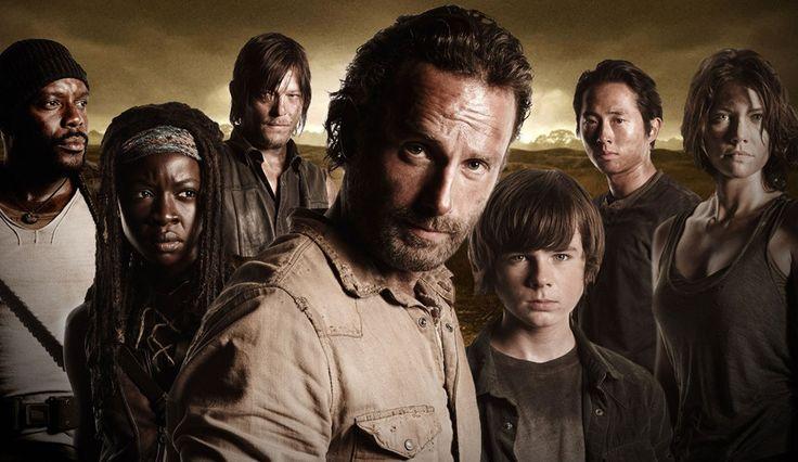 Por que continuar a assistir a The Walking Dead se a série virou zumbi?