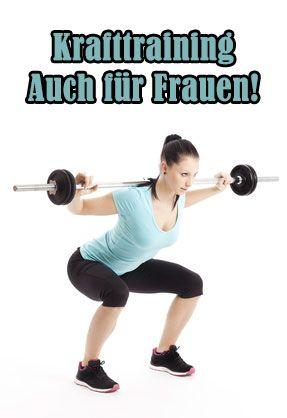 Warum Frauen mehr Krafttraining machen sollten - fitkurs.de
