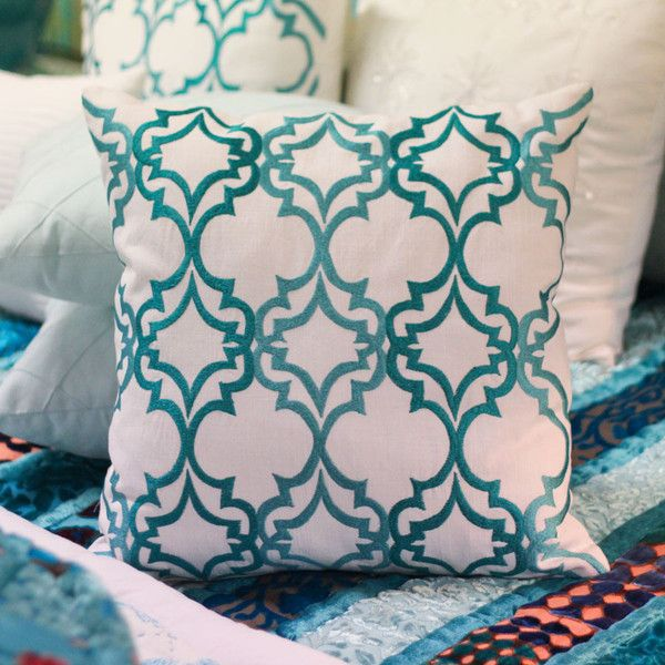 Turkish Tile Cushion - The Importer - Furniture and Homewares