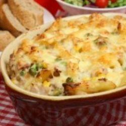 tuna casserole recipes with cream of mushroom | Recipes with Egg Noodle and Cream Of Mushroom Soup | Feastie