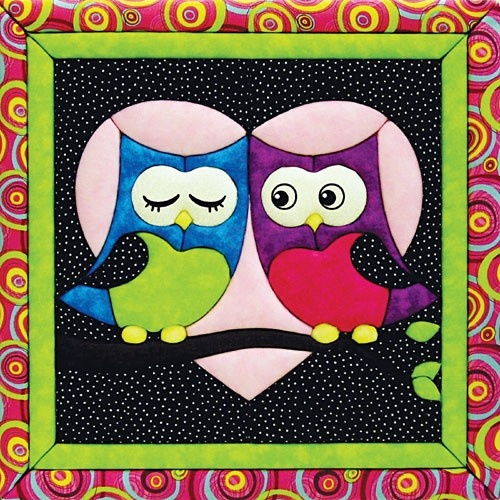 Love Owls Quilt Magic
