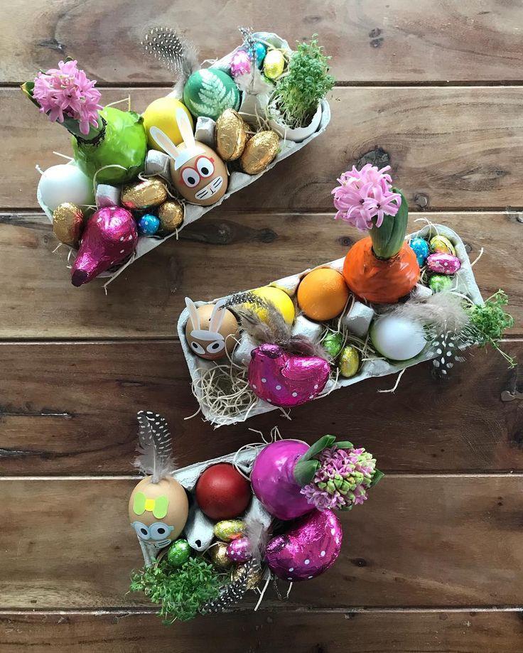 """Annette auf Instagram: """"Frohe Ostern 🐰 [Werbung] Der kleine Mann rennt …   – Ostern"""