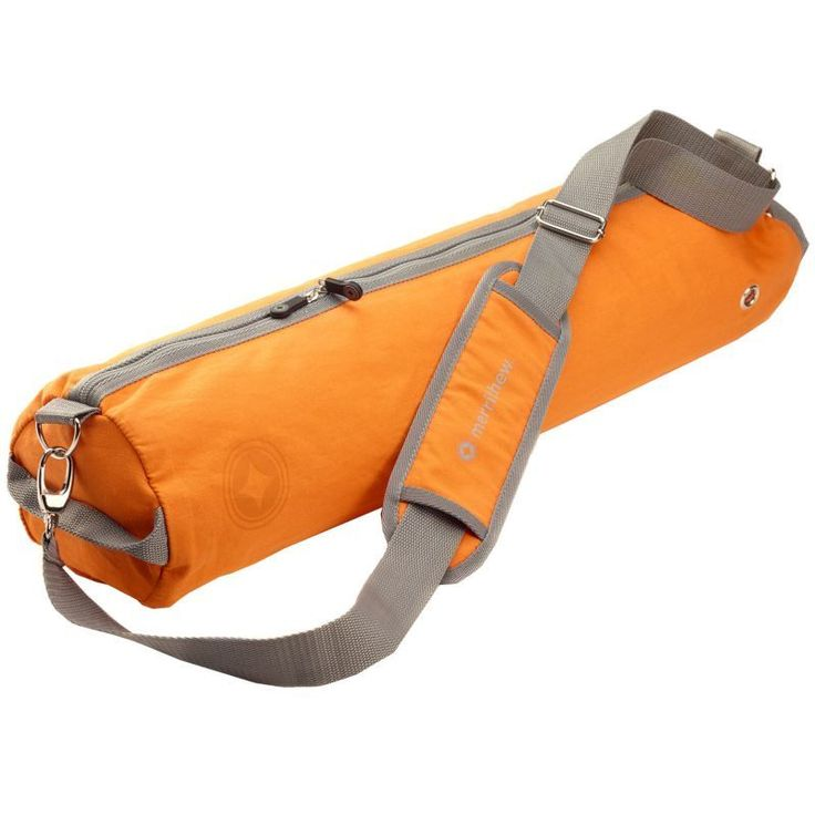Stott Pilates Kids' Yoga Mat Bag, Orange
