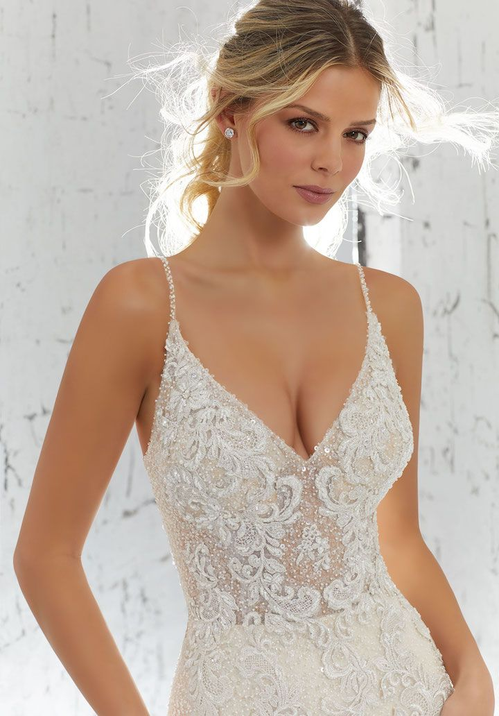 Bridal Gown Inspiration by Morilee Madeline Gardner
