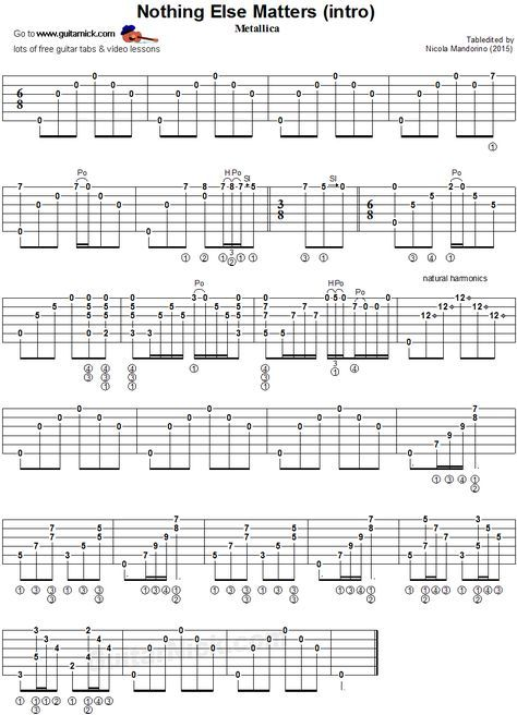 22 Best Tabs Images On Pinterest Sheet Music Guitar Lessons And