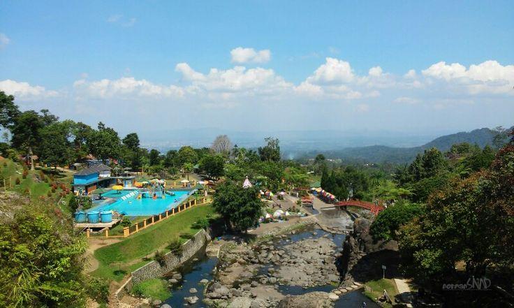 Baturraden, Purwokerto, Central Java, Indonesia