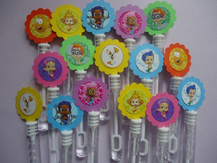 25 best ideas about bubble guppies centerpieces on pinterest bubble guppies bubble guppies - Bubble guppies center pieces ...