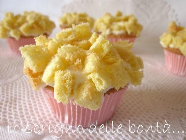cupcake mimosa | 100% Greedy | Pinterest