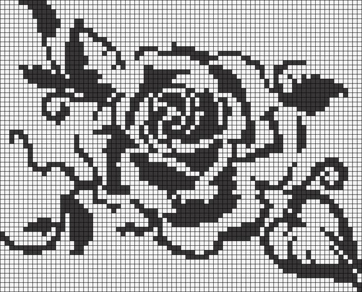 Alpha Friendship Bracelet Pattern #12790 - BraceletBook.com