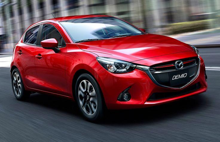 Motor Proyect: Mazda 2. Un soplo de aire oriental.