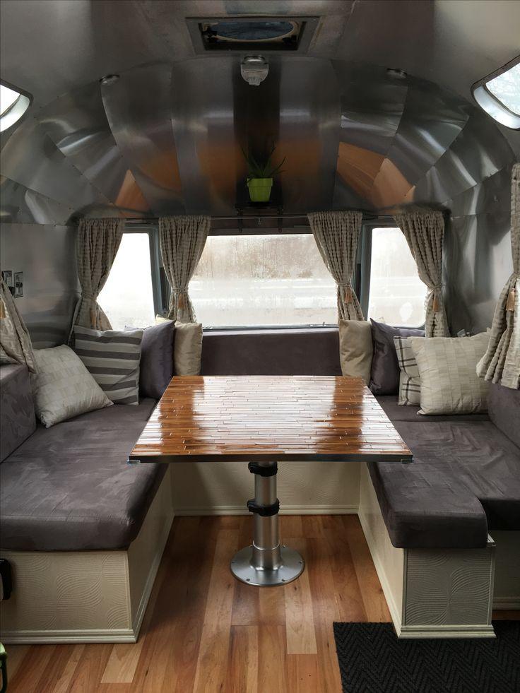Full renovation 1971 Airstream Sovereign 31ft https://mistahlee33.wordpress.com