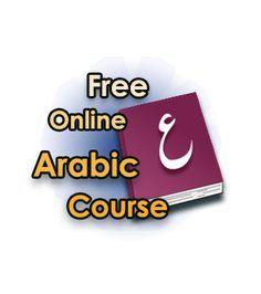 Learn Arabic, Free Course