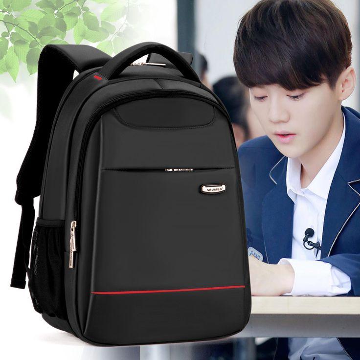 Высокое качество мальчики школьные сумки колледж рюкзак водонепроницаемый 15 дюймов ноутбук сумка мужчины дорожные сумки школьный bagpack подарок на день рождения купить на AliExpress