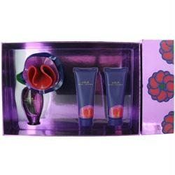 Marc Jacobs Lola Spring 2012 Set by MARC JACOBS. $52.47. Set includes: Marc Jacobs Eau de Parfum- 1.7 OZ; MJ Body Lotion 2.5 OZ; and Silky Shower Gel 2.5 OZ. for a womanly scent in you - perfect Holiday gift!!!. EAU DE PARFUM SPRAY 1.7 OZ & BODY LOTION 2.5 OZ & SHOWER GEL 2.5 OZ Design House: Marc Jacobs Year Introduced: 2009 Fragrance Notes: Rose Pear D'anjou Pink Peppercorn Geranium Creamy Musk Fuchsia Peony Ruby Red Grapefruit Vanilla Tonka Bean. Save 27%!