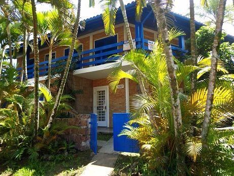 Casa p/15 a 20 pessoas- 30 metros da praia Maranduba - Ubatuba