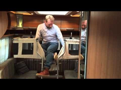 Demonstratie in caravan - YouTube